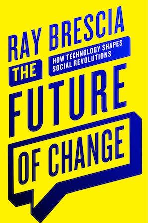 The Future Of Change By Ray Brescia Hardcover Cornell University Press