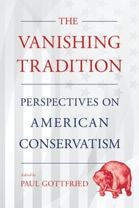The Vanishing Tradition