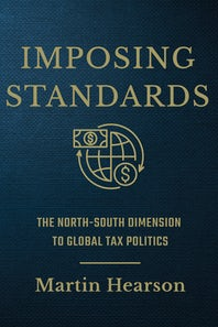 """Imposing Standards"" book cover"